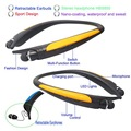 New Bluetooth Headset for iPhone Samsung LG Tone HBS900 HBS 850 Wireless Mobile Earphone Bluetooth for xiaomi iphone