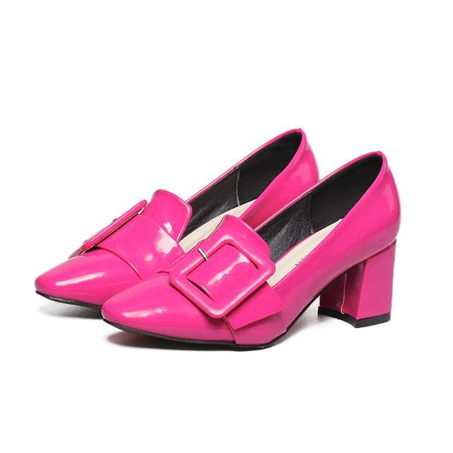 82b9f10ae Mulheres novas do cubano sexy saltos quadrados rendas até gladiador sapato  de bico fino fivela sandálias