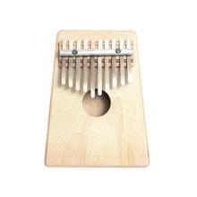 10 Key Finger Mbira Kalimba Thumb Pocket Piano Kids Wood African Karimba Mini Hand Marimba Percussion Musical Instrument Toys