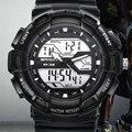 Nueva Sanda G Reloj Digital Del Estilo S Choque Hombres Militar Del Ejército Del Reloj Fecha Calendario LED Relojes Deportivos Relogio masculino