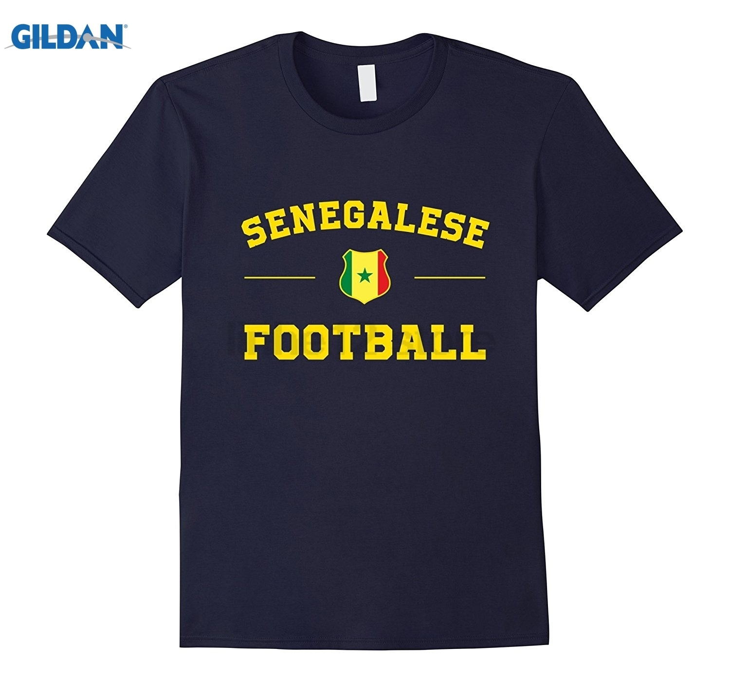 GILDAN Senegal Shirt - Senegal Jersey Womens T-shirt ...