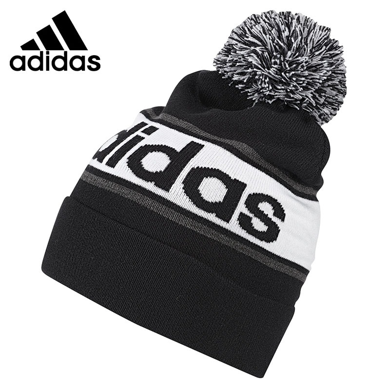 Original New Arrival 2018 Adidas LINEAR WOOLIE Unisex Running Sport Caps