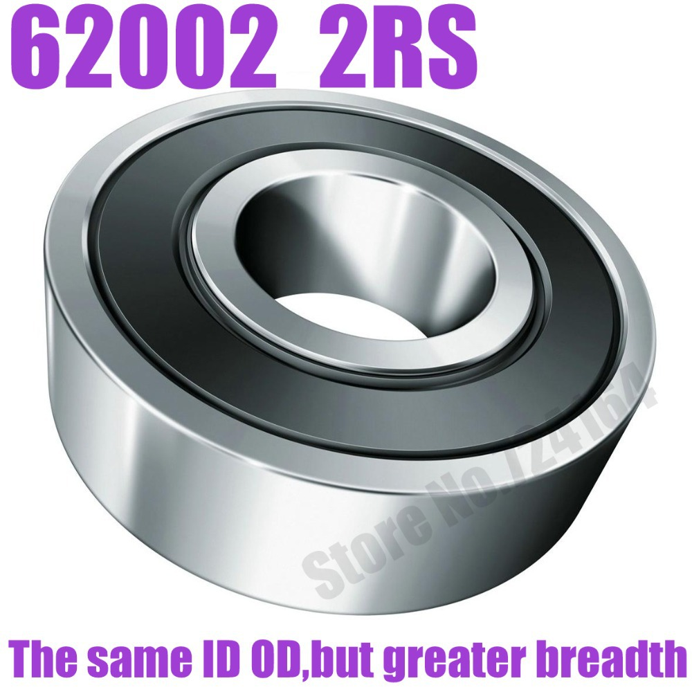 S/érie 6200 Roulements /à billes en acier carbone blind/é 2