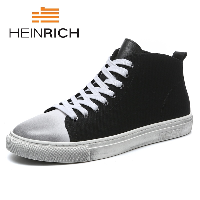 HEINRICH The New Listing Men Shoes Breathable Comfortable Genuine Leather Flats Spring Summer Fashion Casual Shoes ManHEINRICH The New Listing Men Shoes Breathable Comfortable Genuine Leather Flats Spring Summer Fashion Casual Shoes Man