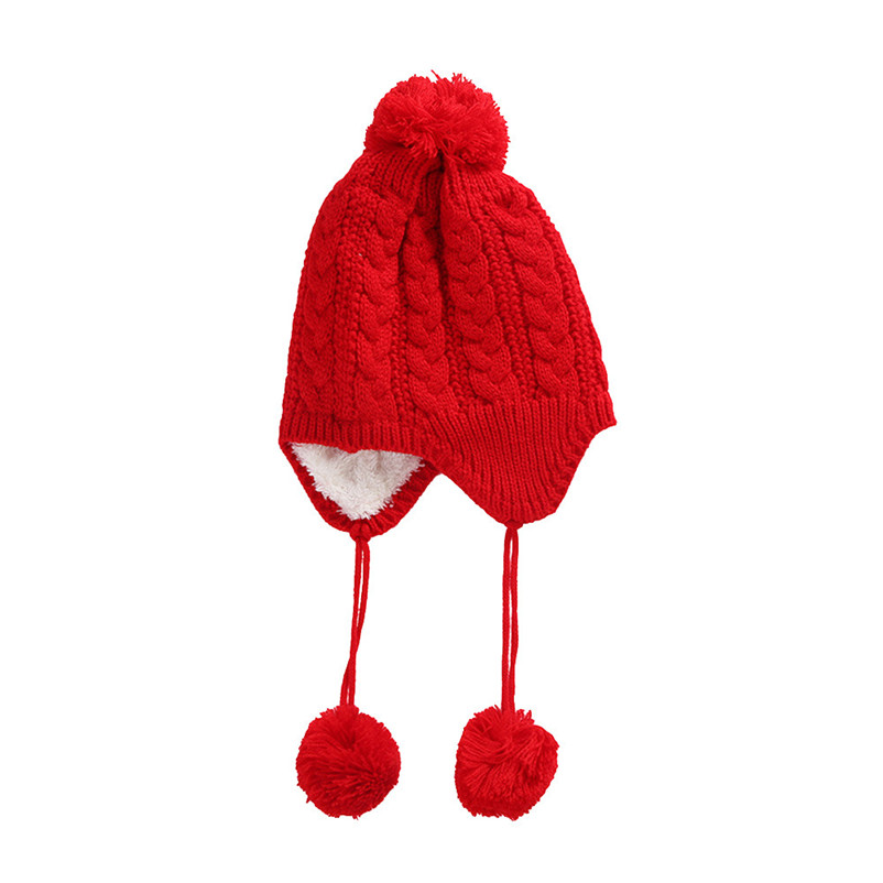 high quality hats winter soft newborn baby hat kawaii baby hat set cute warm baby sweet caps bonnet enfant 4st27