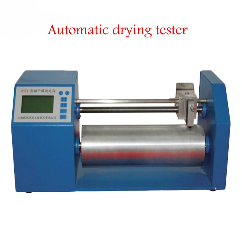 Offset printing ink drying time tester Automatic drying tester with LCD screen display 220V/110V English manul