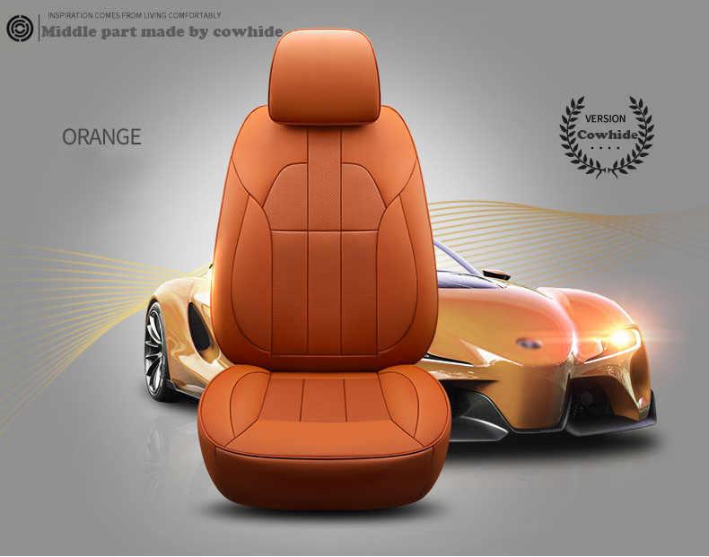 Housse de siège de voiture 2 pc personnalisée pour Lexus RX LX NX EX CT RC IS GS GX460 GX470 GX400 ES250 ES300h RX270 accessoires de voiture