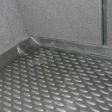 Для Audi A4 B8 2007-2015 седан автомобильный коврик для багажника элемент NLC5001B10
