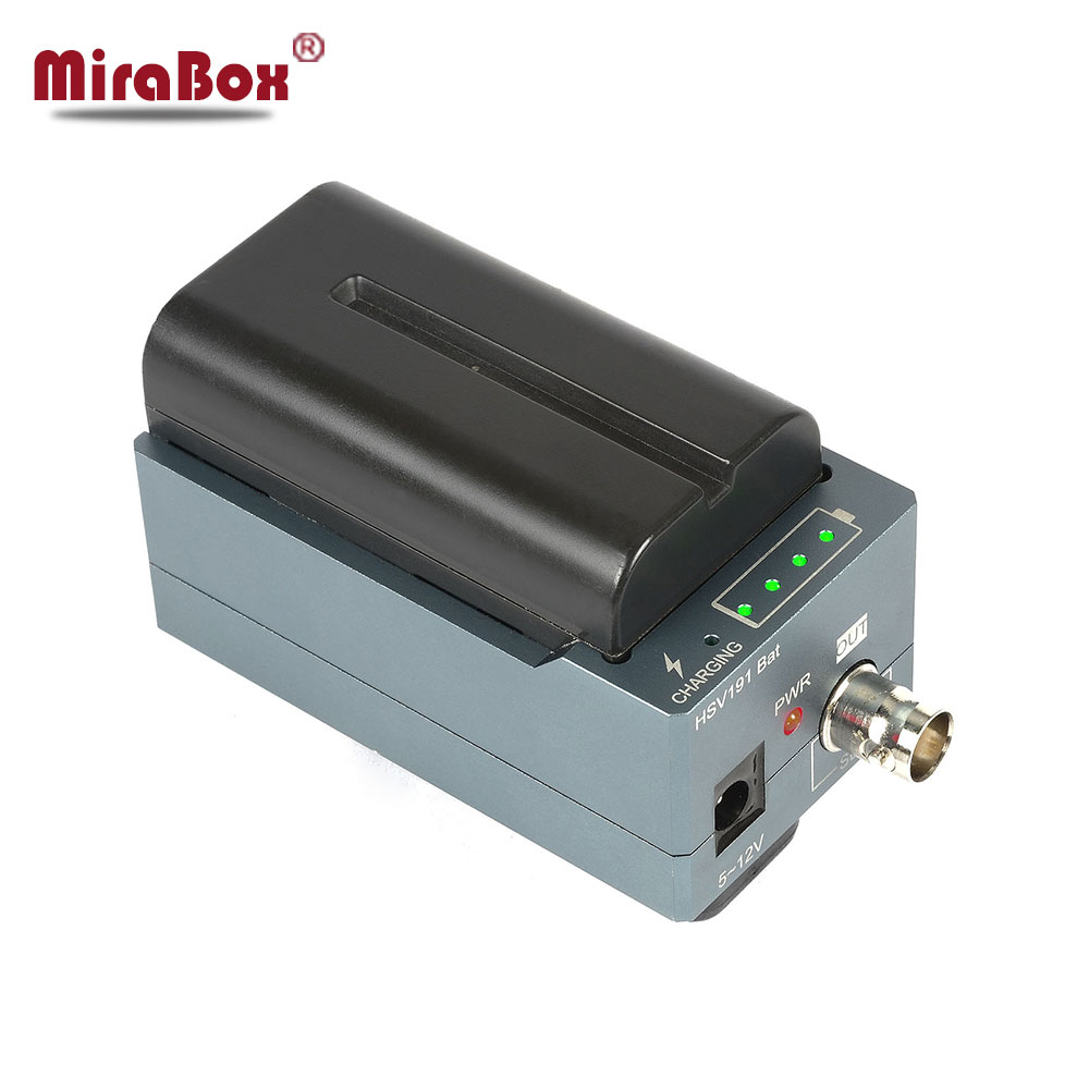 MiraBox Design Battery Converter SDI to HDMI Adapter Convert SD/HD-SDI/3G-SDI Multimedia HD Video Converter Portable Mini Size