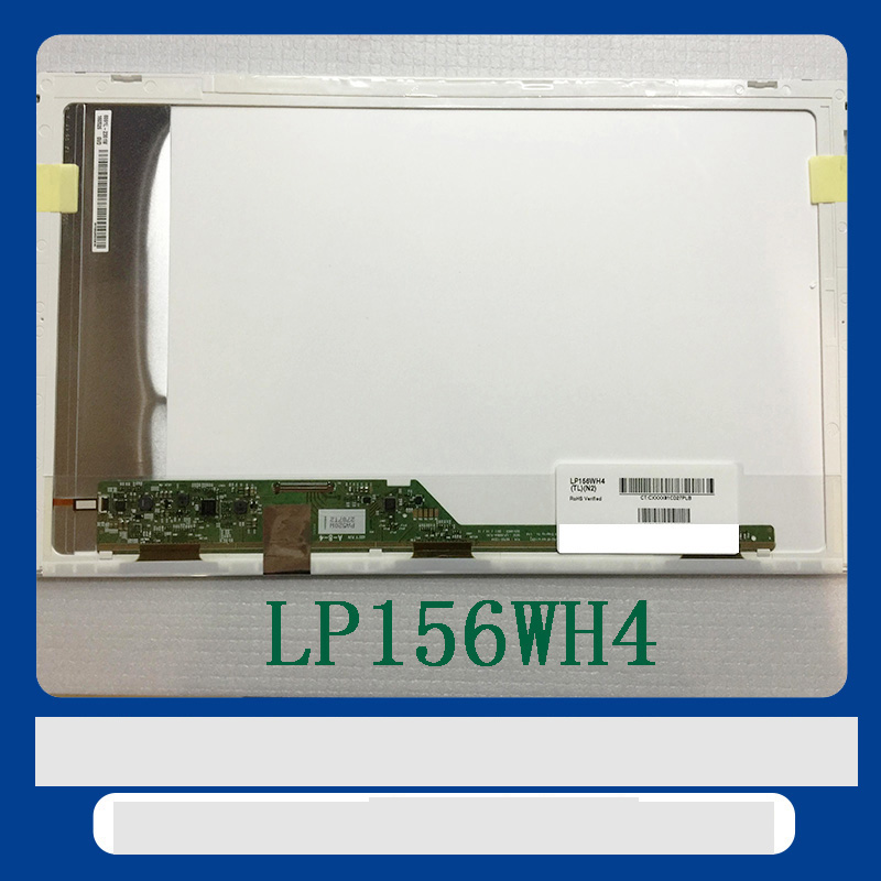 Brand 100% new 15.6 Laptop LED screen B156XW02 V.2 V.6 LP156WH4 TLA1 N1 N2 B156XW02 V2 LP156WH2 TL A1 LTN156AT02 HT156WXB