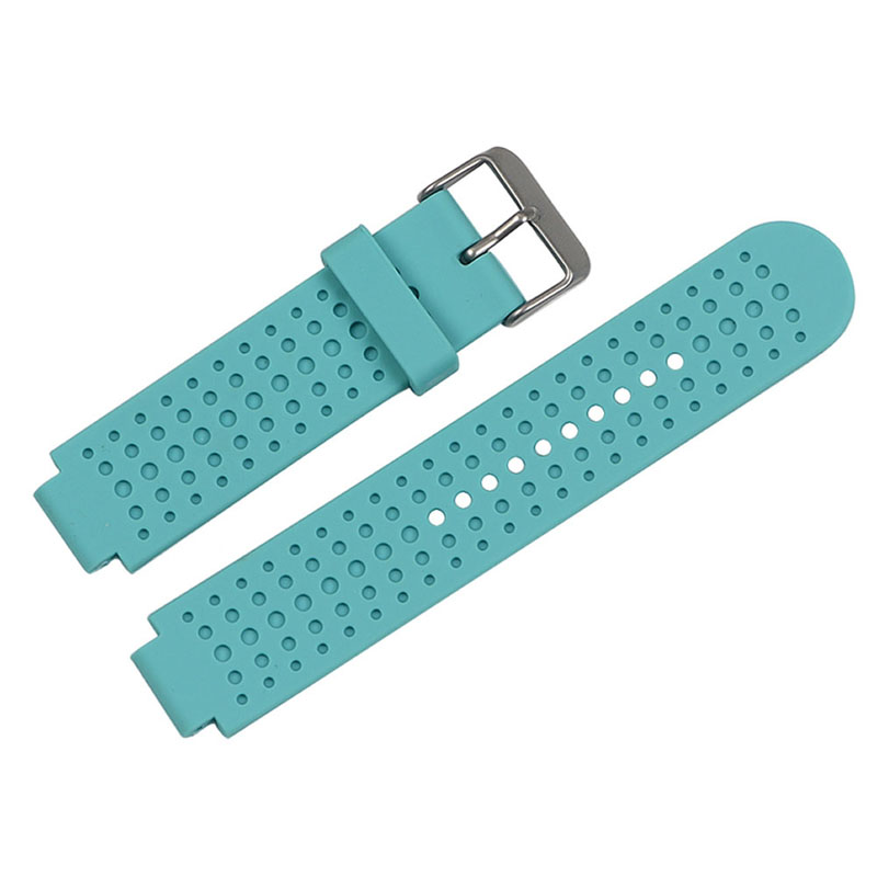 Replacement Silicone Watch Strap Band+Tool For Garmin Forerunner 230 235 630 735 garmin forerunner 230