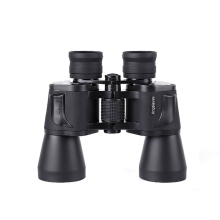 Compact Binocular 10x50 HD Waterproof lll Night Vision Binoculars Outdoor Camping Hunting Telescope with 24mm Large Eyepiece