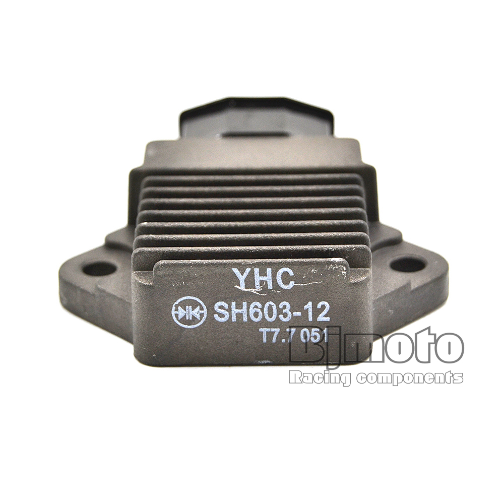 yhc sh640eb universal motorcycle body YHC SH603 Motorcycle Voltage Regulator Rectifier For Honda CBR600 CBR900 CBR1100 HORNET CB600F SHADOW NV750C V W VT 125 250 750