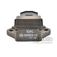Motorcycle Metal Voltage Regulator Rectifier For Honda CBR600 CBR900 CBR1100 VT125 VT250 C VT750 VTR1000 VTR1000