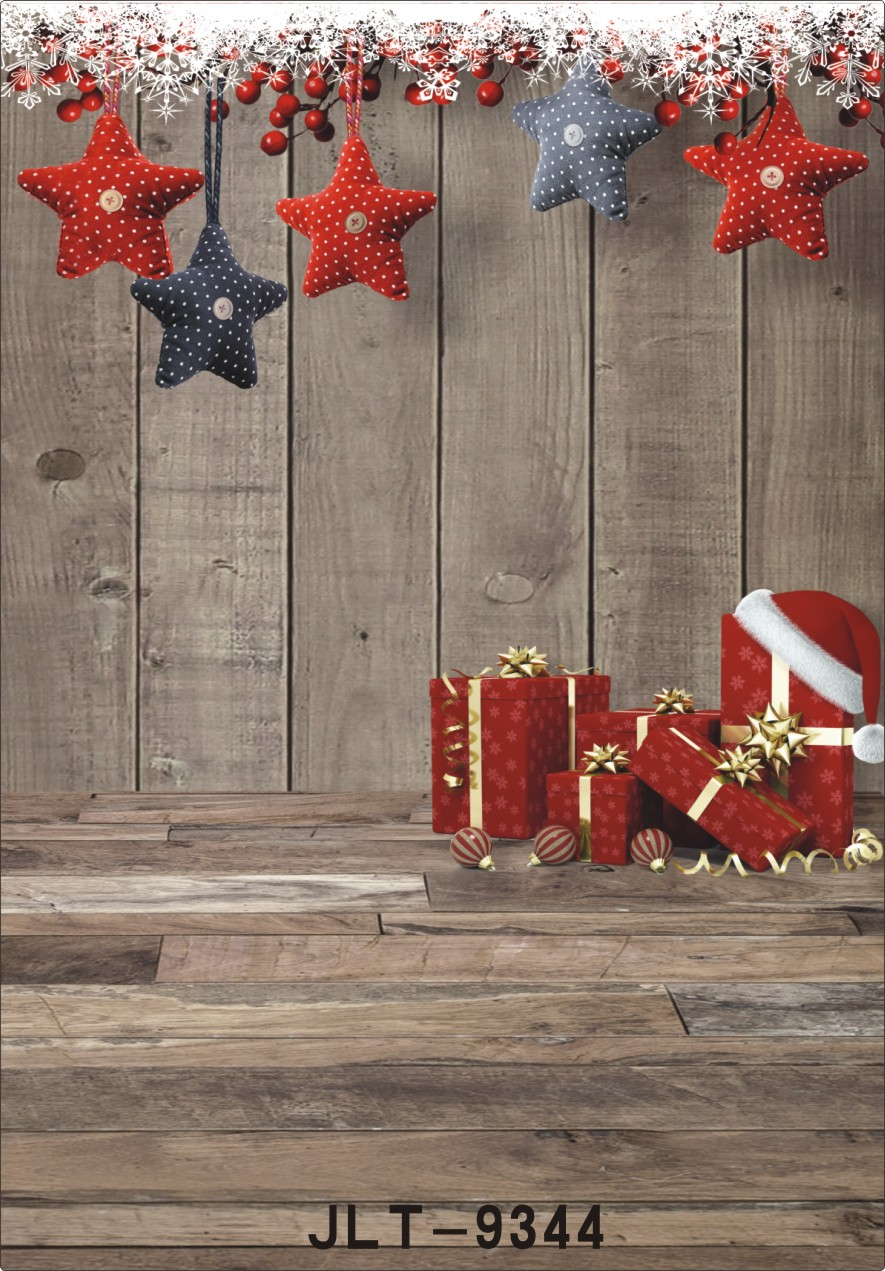 SJOLOON christmas photography background baby photography backdrops wooden photo background Fond photo studio vinyl props 5x7ft 5x7ft vinyl backdrop photography newborn photography props backdrops baby photography background fond photographie studio f152