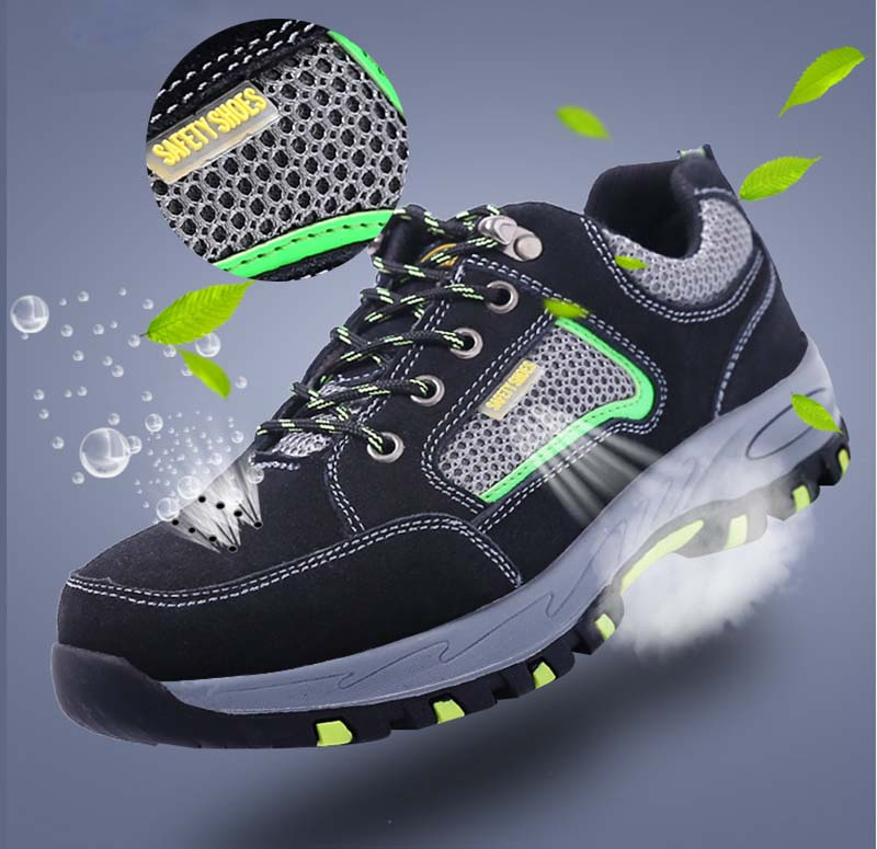 New-exhibition-Simple-fashion-safety-shoes-Men Steel-Toe-Breathable-with-Puncture-Proof-Midsole-Slip-Resistance-Men's-Work-Boots (10)
