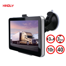 """7 """" Inch Car GPS Navigation Sat Nav 8GB FM Transmitter Bundle Free New Map Support Multi-languages for Europe/Canada/Russia"""
