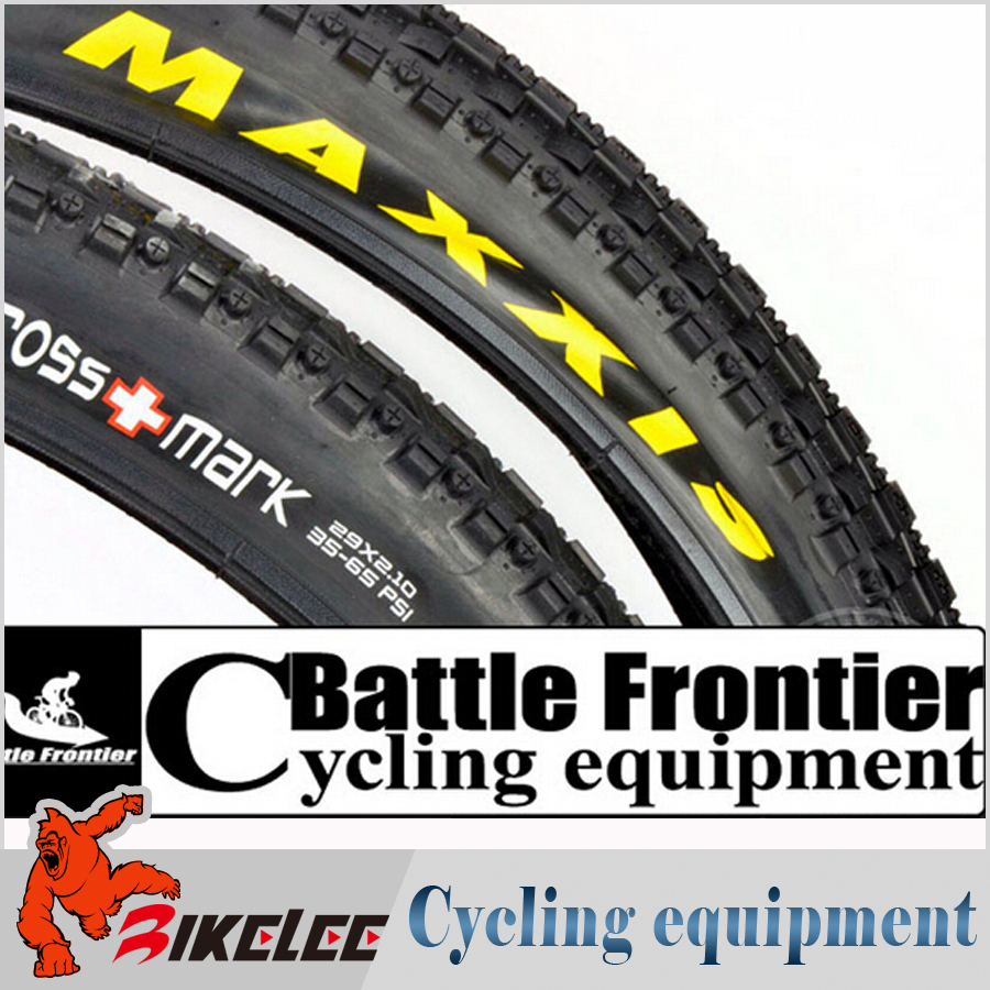 2017 HOT CROSS MARK rubber cycling bicycle bike tyre/29*2.1 mountain mtb road tires parts black accessories - world equipment store