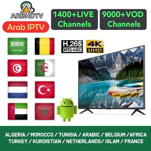 IPTV Arabic France Morocco Turkey IP TV French Full HD Netherlands Algeria IPTV Subscription for Android free test IPTV Belgium