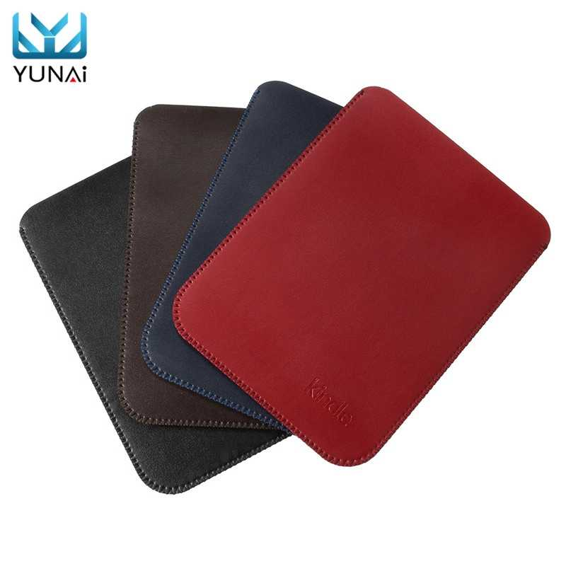 e3ca719b9d2f3 YUNAI Sleeve Pouch For Amazon Kindle Paperwhite Case 1 2 3 New Tablet 6inch  Cover Case Portable Carry Bag For Kindle 6inch case