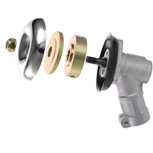 Garden Lawn Mower Accessories Steel Material Gear Box Cutter Parts Easy Installation Garden Tool Parts heidelberg sm52 spare parts alcohol gear shaft head stainless steel material
