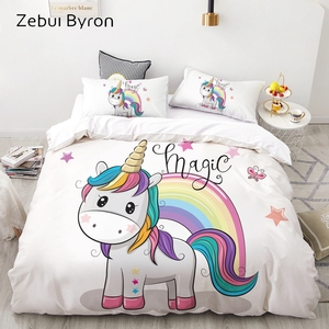 3D Cartoon Bedding Set for Kid