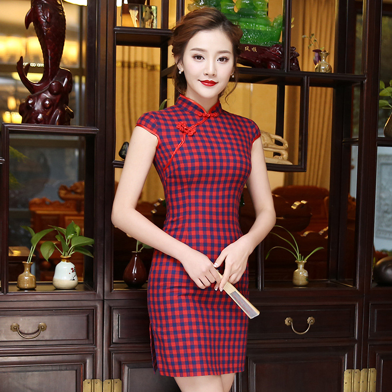 8fcdc14e1 best chinese traditional cotton qipao cheongsam brands and get free ...