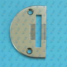 HIGHLEAD GC0618-1 SINGLE NEEDLE WALKING FOOT NEEDLE PLATE PART#18030
