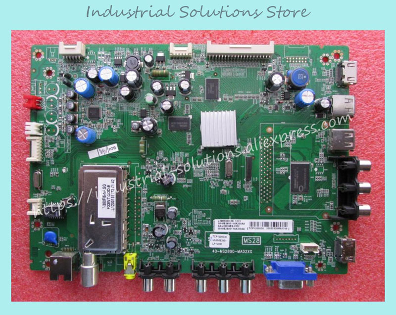 L39E5000 3D материнская плата 34,7 m 40 ms2800 mad2xg v390hk1 ls5 экран 100% Протестировано идеальное качество