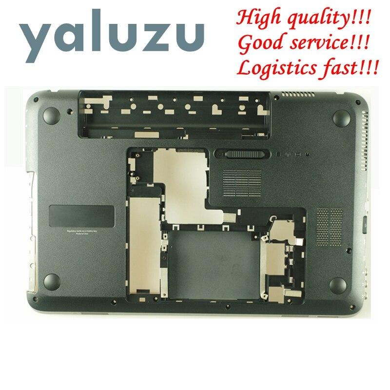 YALUZU NEW Bottom Base Cover Bottom Case For HP For Pavilion DV6-6000 D Shell Lower Cover Housing Shell