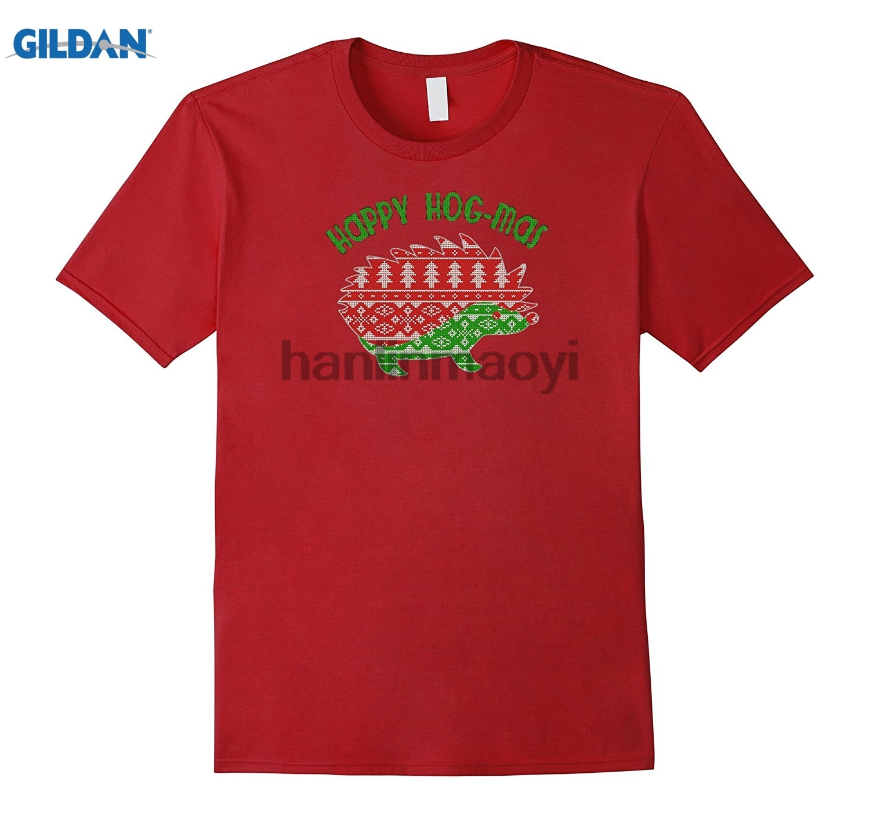 Hedgehog Christmas Jumper.Us 5 5 19 Off Aliexpress Com Buy Gildan Happy Hog Mas Cute Hedgehog Christmas Sweater Tee Shirt From Reliable T Shirts Suppliers On Caihua003