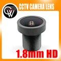 Nova Lente 1.8mm lente 1.8mm Fix Board CCTV Segurança Lente Da Câmera OLHO de PEIXE Grande Angular Para CCTV IP CÂMERA