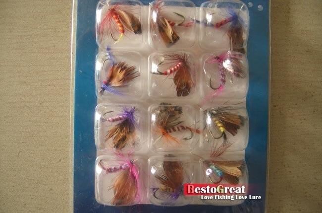 Рыболовные крючки рыболовный крючок Fly moth снасти