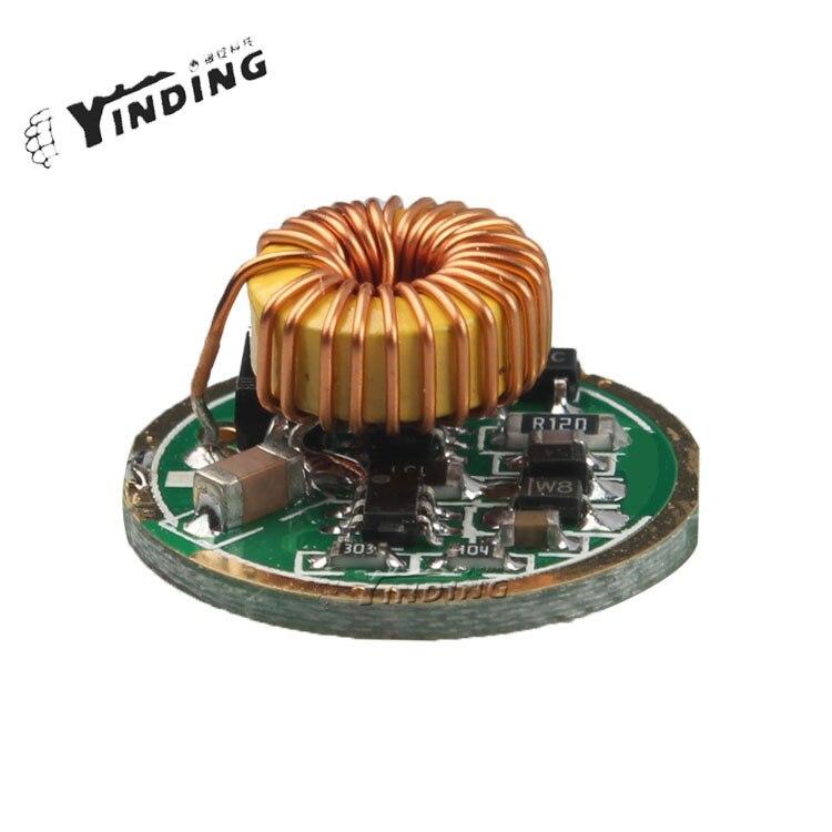 1ks bateriových ovladačů 5 režimů 17MM 3-18V obvodová deska pro - Osvětlovací příslušenství