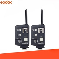 Godox Cells II High Speed Flash Studio Photo Device Triggered Wireless Remote Flash Sync Speed of 1/8000 For Nikon Camera