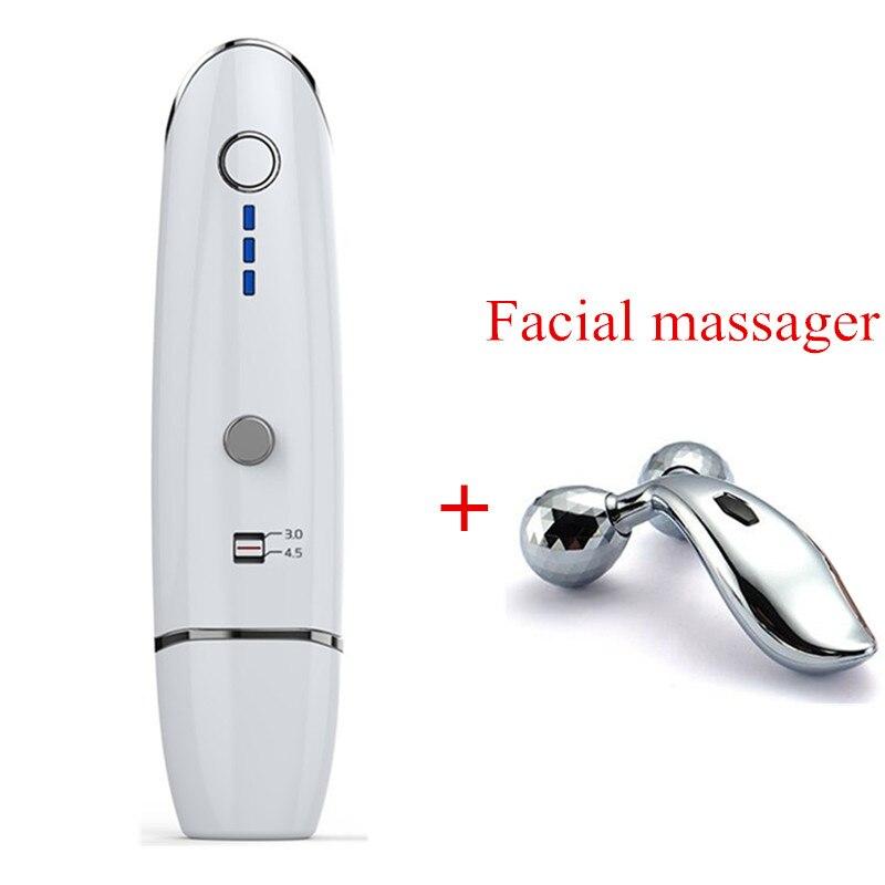 купить Mini HIFU Ultrasonic RF Anti aging Skin Lifting Facial Care Machine Radar V carving Home use Skin Rejuvenation Wrinkle Device по цене 6820.15 рублей