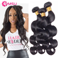 Peruvian Body Wave 3 Bundles King hair Products Real Peruvian Virgin Hair 8A Grade Unprocessed Human Hair Body Wave Extensions