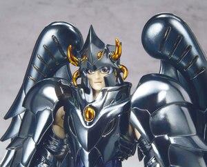 """Image 5 - Japão anime """"saint seiya"""" original bandai tamashii nações saint cloth mito figura de ação griffon minos"""