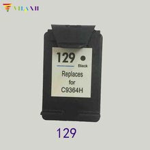 Vilaxh compatible Ink cartridge replacement for hp 129 Photosmart C4183 4183 5063 5283 D5063 2573 C5283 8053 Printer ink