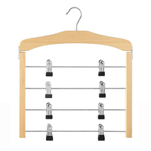 5 pieceslot pants hangers clothes hanger trousers storage wood hanger