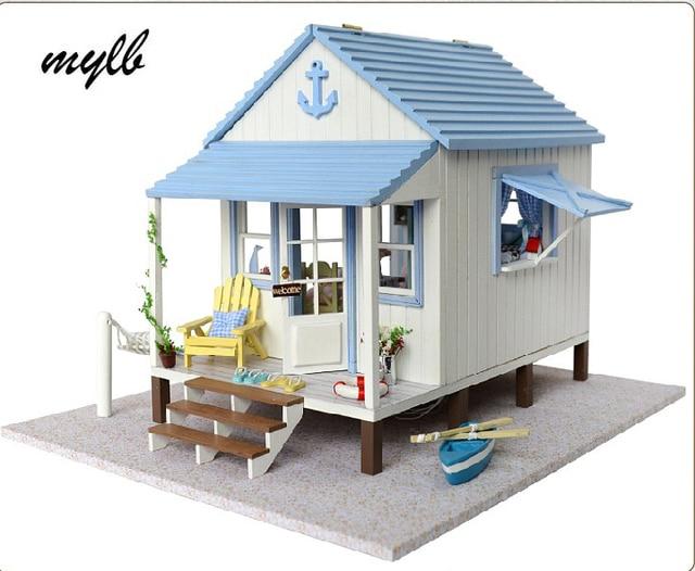 Mobili Per Casa Delle Bambole Fai Da Te : Mobili casa di bambola mylb miniatura fai da te case delle bambole