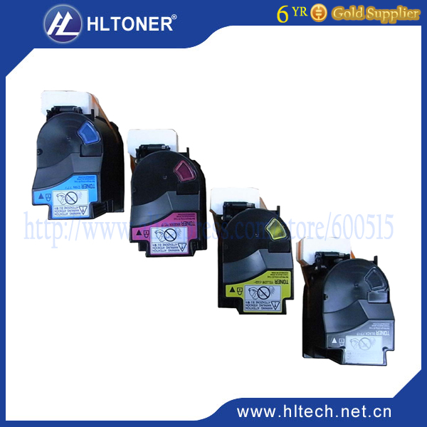 цены  TN310 color toner catridge Compatible KONICA MINOLTA BIZHUB c351 c450 c350  B/M/C/Y 4pcs/lot