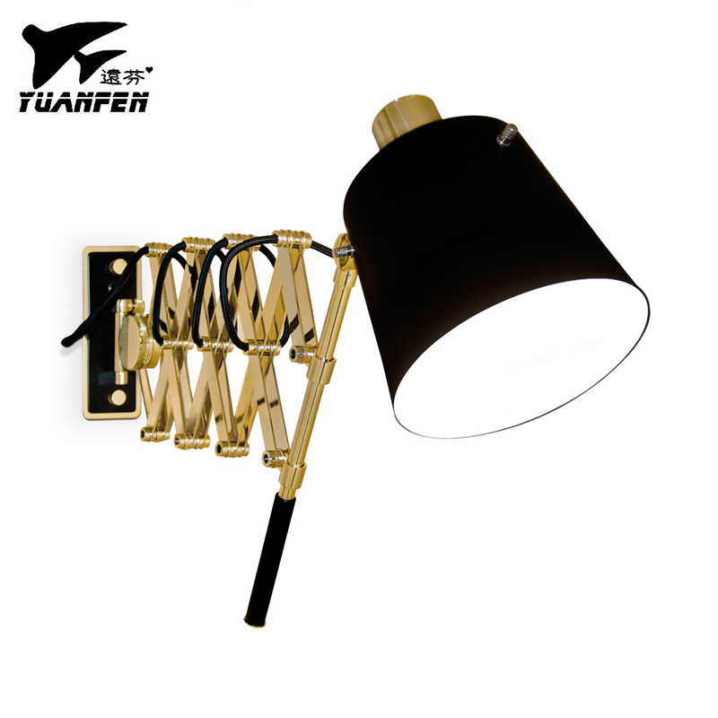 Post Modern Art Originality Pastorius Wall Lamp Extension Type Loft Bedside Lights In Lamps From Lighting On Aliexpress Alibaba