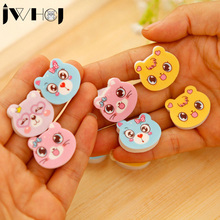 4pcs/package Novelty Cartoon cat rubber eraser kawaii creative stationery school supplies papelaria gifts for kids Free shipping