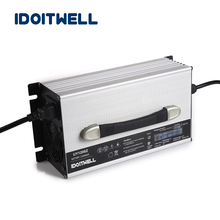 Intelligent 60V 15A lithium battery charger 67.2V 15A 16S li-ion battery Charger 60 Volt 30AH 45AH 60AH Battery pack charger