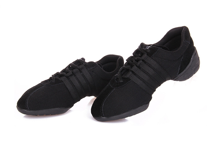 Dance Sneakers For Women Girls Sports Modern Dance Jazz Shoes Lace Up Lightweight Breath Fitness Trainers Practice Shoes-in Dance shoes from Sports & Entertainment on AliExpress - 11.11_Double 11_Singles' Day 1
