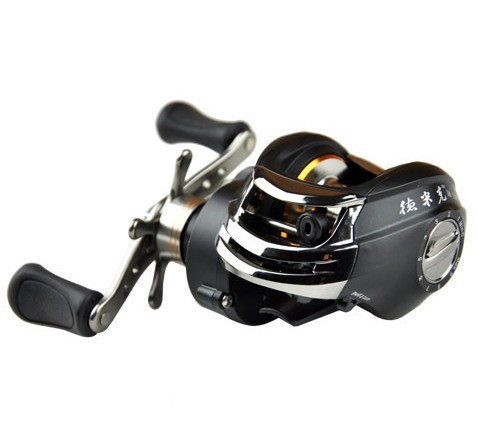 ФОТО free shipping Dynamic 11 ball bearing low profil baitcasting reel