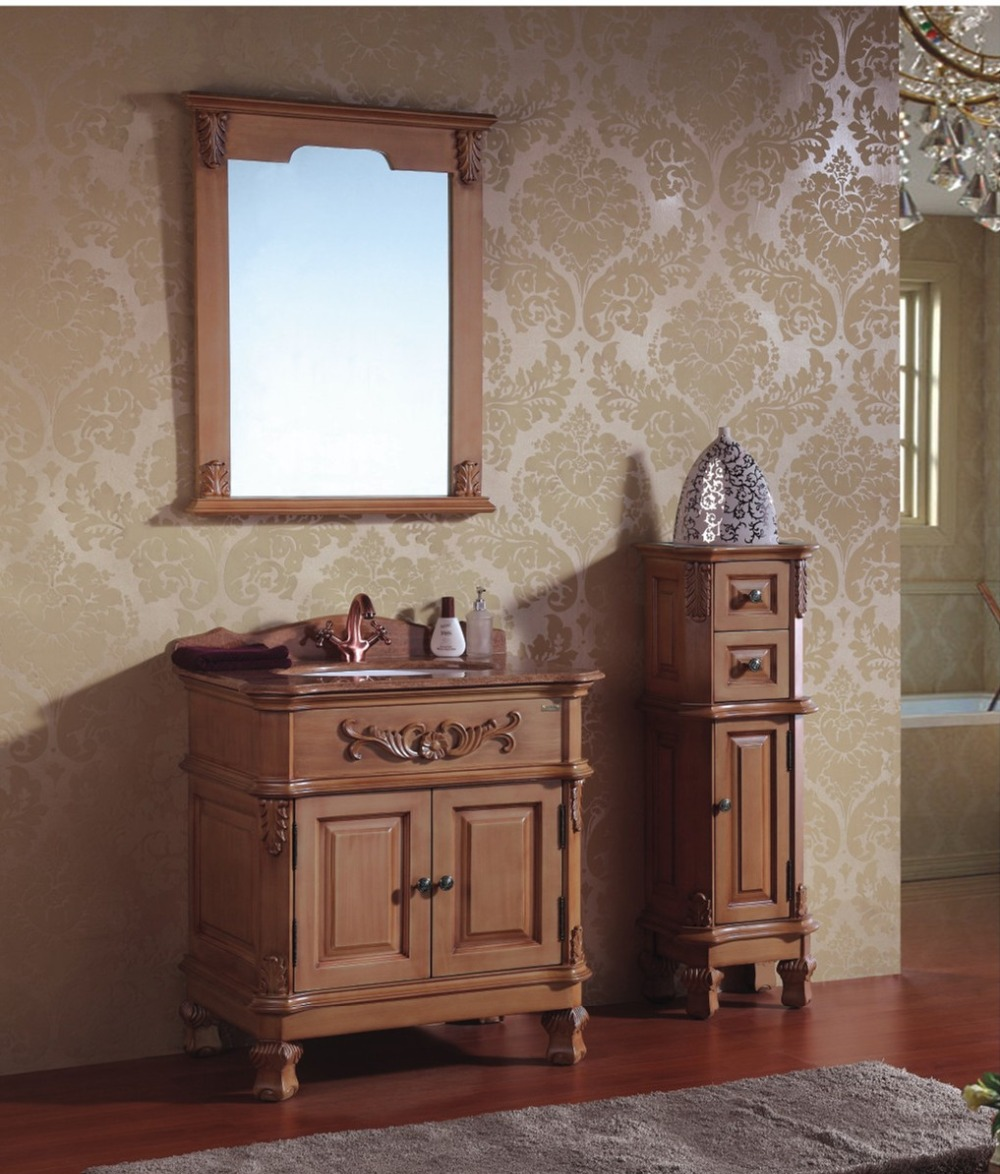 bathroom cabinet with side cabinet 0281b8047