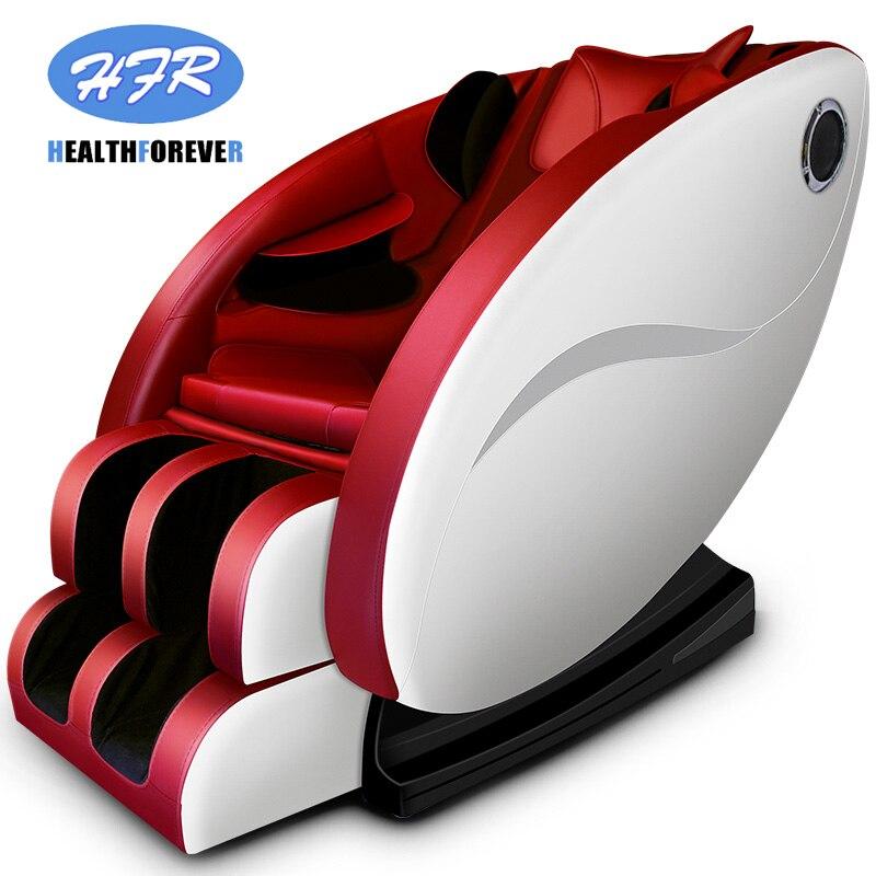 HFR-F01 alimentation prix utilisé 3d shiatsu pied pas cher distributeurs électriques pleine fauteuil de massage corporel 4d gravité zéro chaise de massage