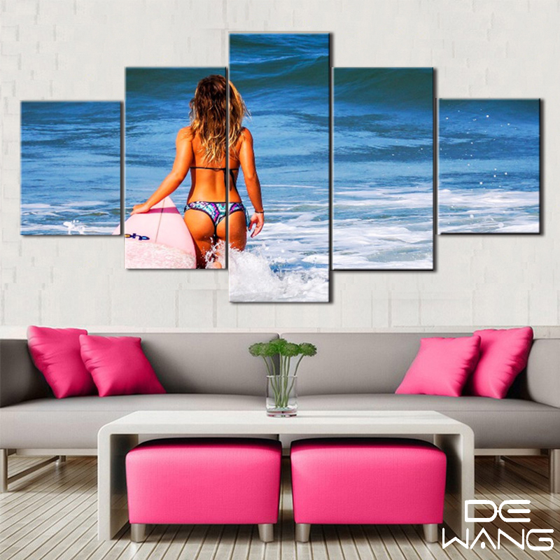 Surfboard Wall Art popular surfboard wall art-buy cheap surfboard wall art lots from